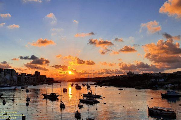 28u Malta. Saulėtekis
