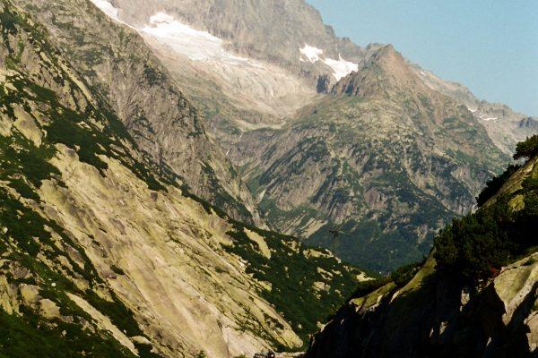 7u Šveicarijos Alpės, Grimsal perėja