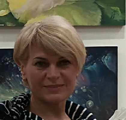 Autorė Vilma Samackienė